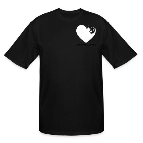 Appaloosa Heart - Men's Tall T-Shirt