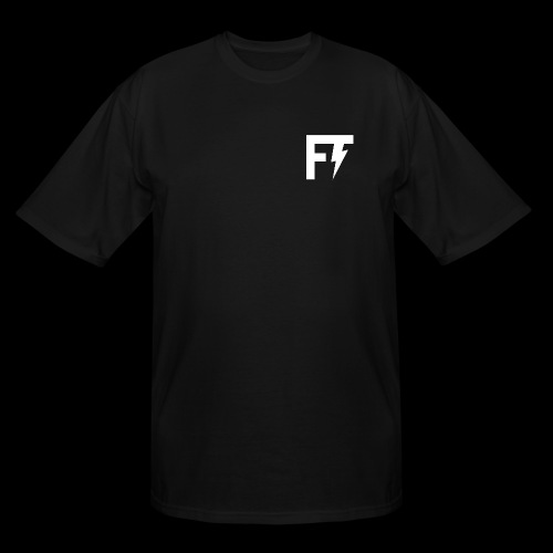 FT LOGO - Men's Tall T-Shirt