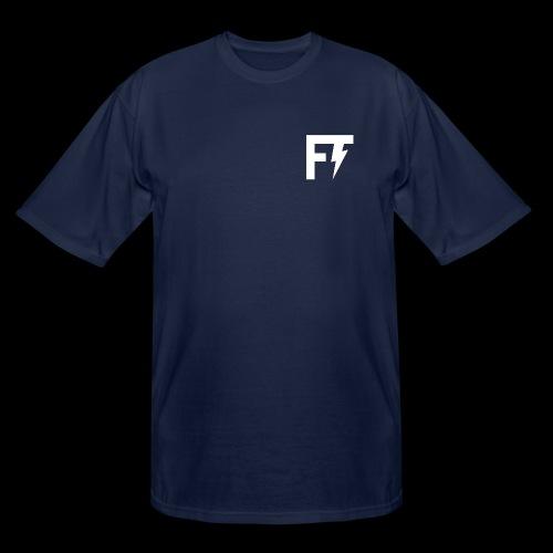 FT LOGO - Men's Tall T-Shirt