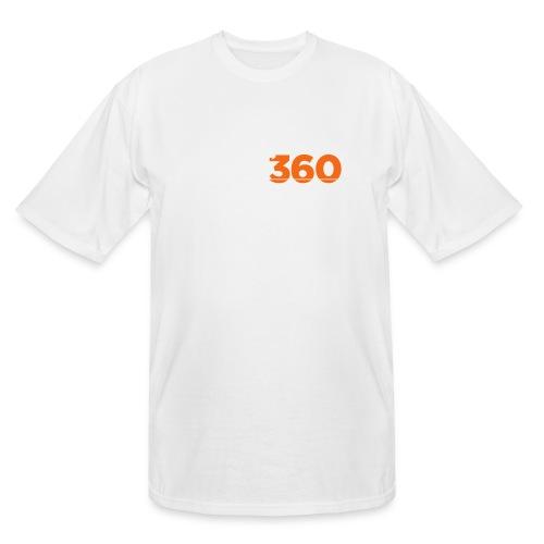 Move360 Logo LightGrey - Men's Tall T-Shirt