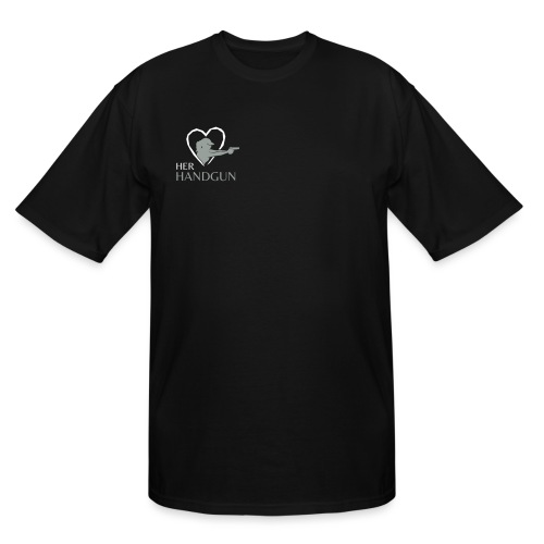 Official HerHandgun Logo - Men's Tall T-Shirt