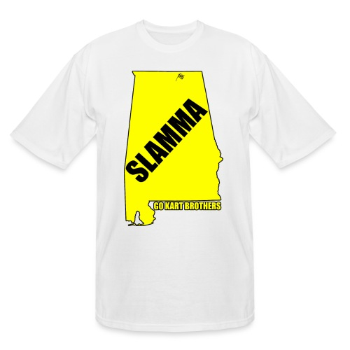 SLAMMA - Men's Tall T-Shirt
