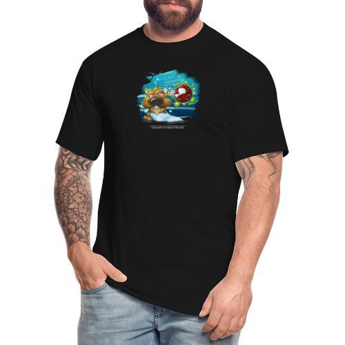 the tragic of life - Men's Tall T-Shirt