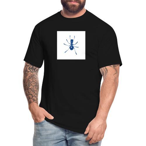 Rock strok - Men's Tall T-Shirt