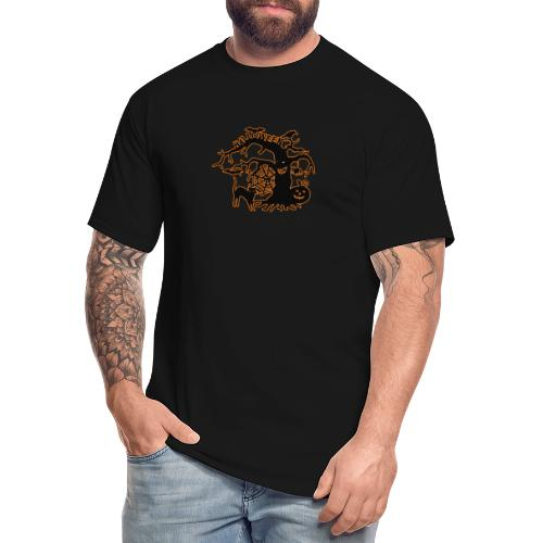 Halloween tree - Men's Tall T-Shirt