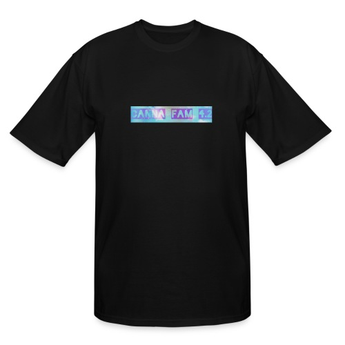 Canna fams #3 design - Men's Tall T-Shirt