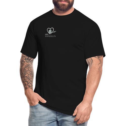 Official HerHandgun Logo - Men's Tall T-Shirt
