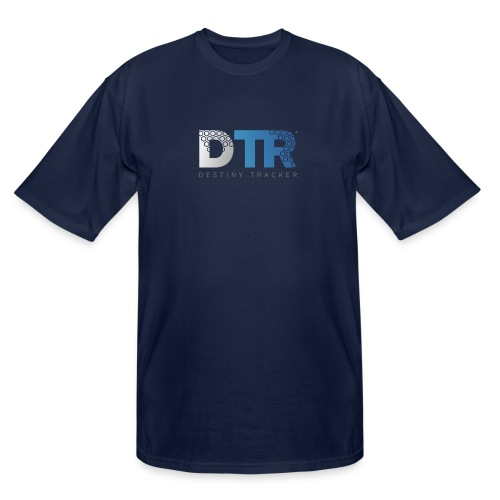 Destiny Tracker v2 Womens - Men's Tall T-Shirt