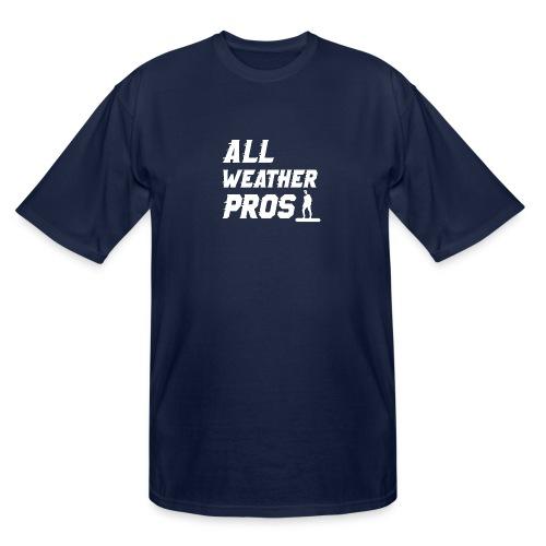 Messenger 841 All Weather Pros Logo T-shirt - Men's Tall T-Shirt