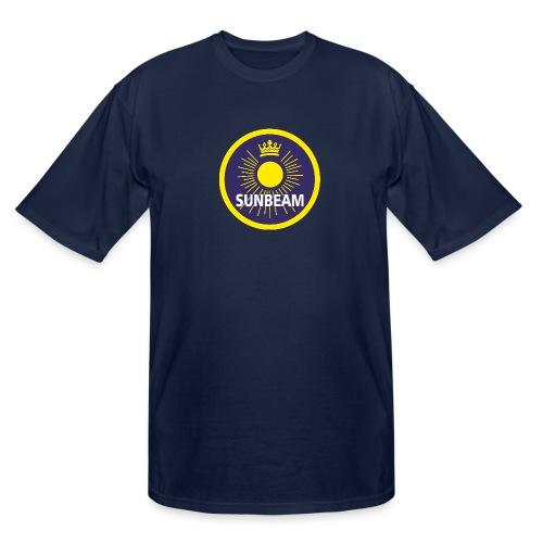 Sunbeam emblem - AUTONAUT.com - Men's Tall T-Shirt