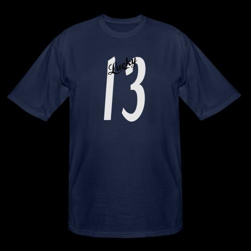 Lucky Thirteen - Men's Tall T-Shirt