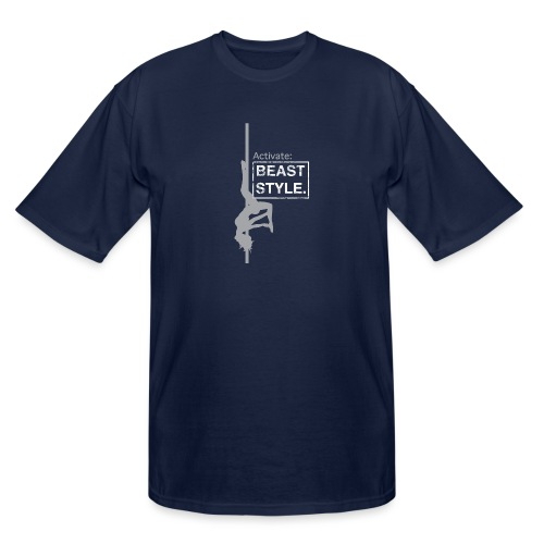 Activate: Beast Style - Men's Tall T-Shirt