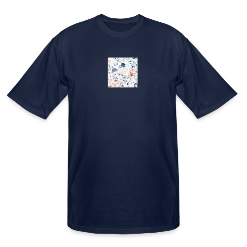 flowers - Men's Tall T-Shirt