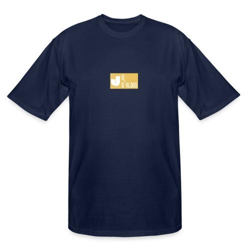 J & O Vlogs - Men's Tall T-Shirt
