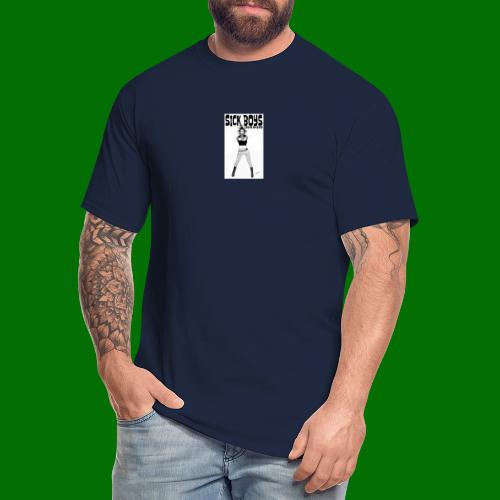 Sick Boys Girl2 - Men's Tall T-Shirt