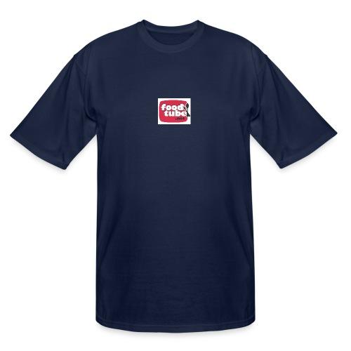 FoodTube - Men's Tall T-Shirt