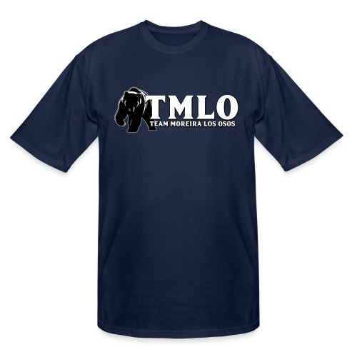TMLO Bear - Front Only - Men's Tall T-Shirt