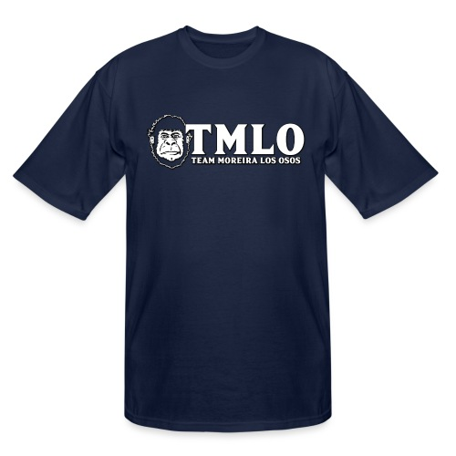 TMLO Gorilla - Front Only - Men's Tall T-Shirt