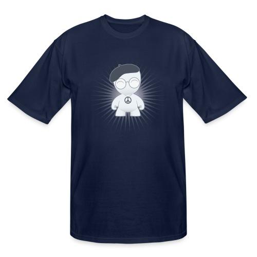 the Intellectual Hippie Men's - Men's Tall T-Shirt