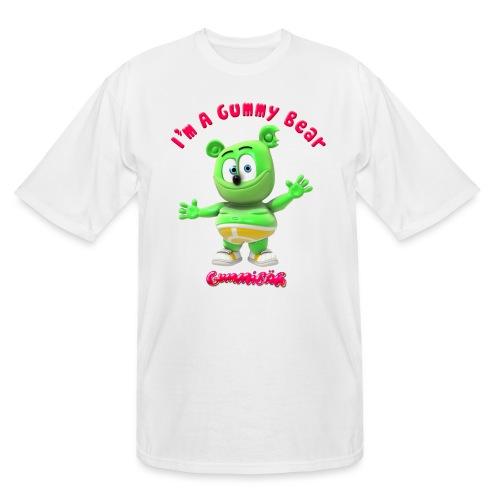 I'm A Gummy Bear - Men's Tall T-Shirt