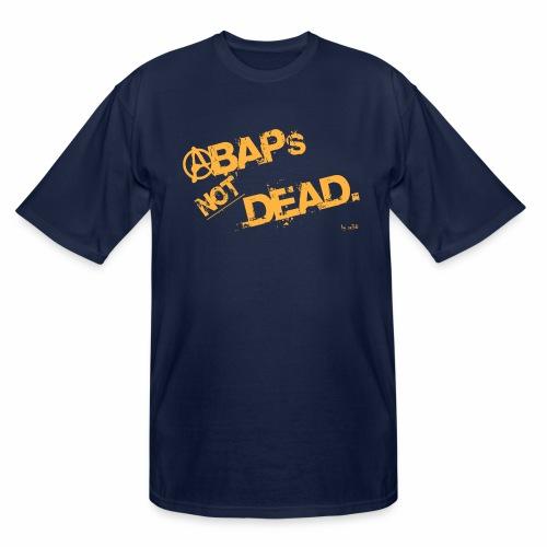 ABAPsNotDead orange - Men's Tall T-Shirt