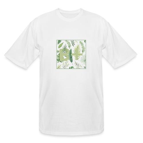 Be positive - Men's Tall T-Shirt