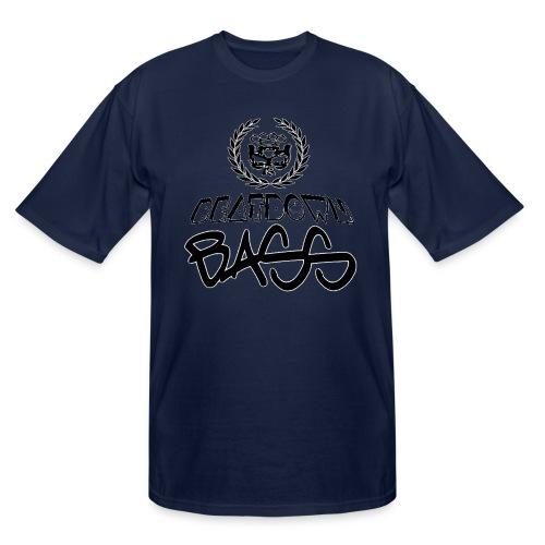 BEATDOWN BLACK LOGO - Men's Tall T-Shirt