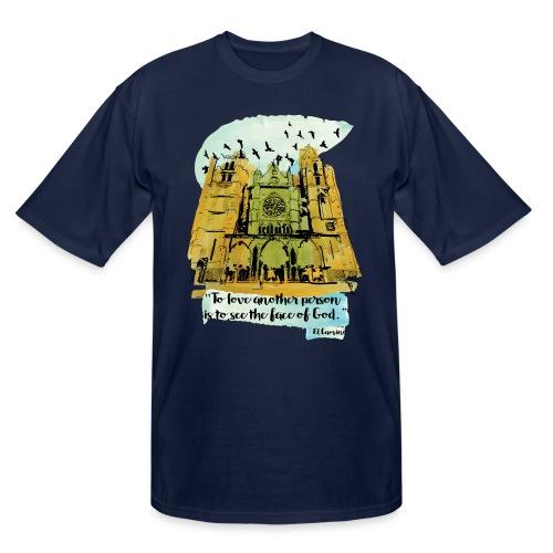 El camino - Men's Tall T-Shirt