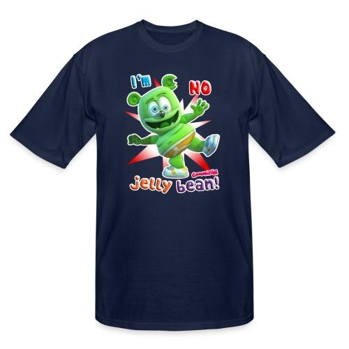 I'm No Jelly Bean - Men's Tall T-Shirt