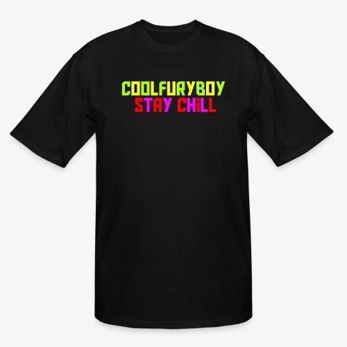 CoolFuryBoy - Men's Tall T-Shirt