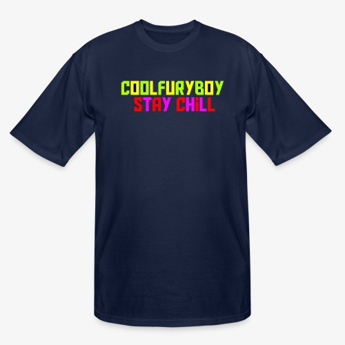 CoolFuryBoy - Men's Tall T-Shirt