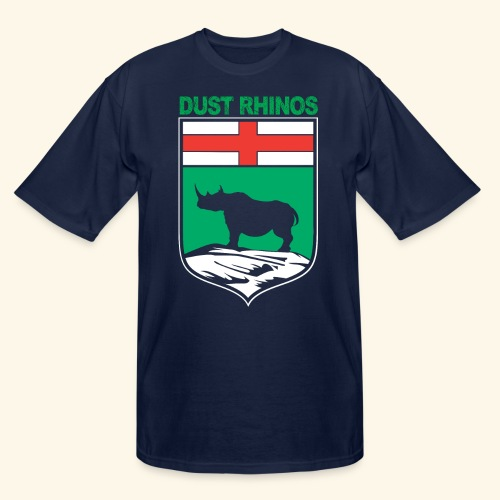 Manitoba Rhino - Men's Tall T-Shirt