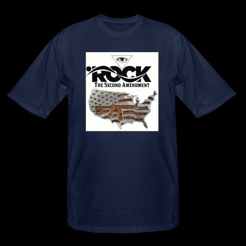 Eye Rock the 2nd design - Men's Tall T-Shirt