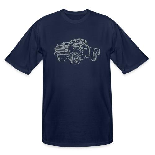 gnarlyTruck - Men's Tall T-Shirt