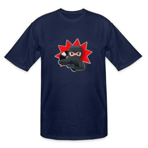 MERACHKA ICON LOGO - Men's Tall T-Shirt