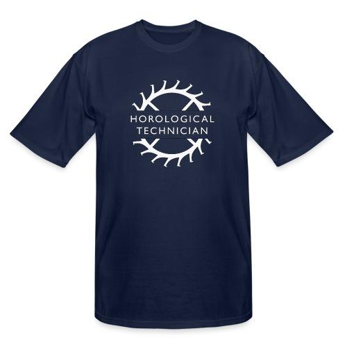 Horological Technician - White - Men's Tall T-Shirt