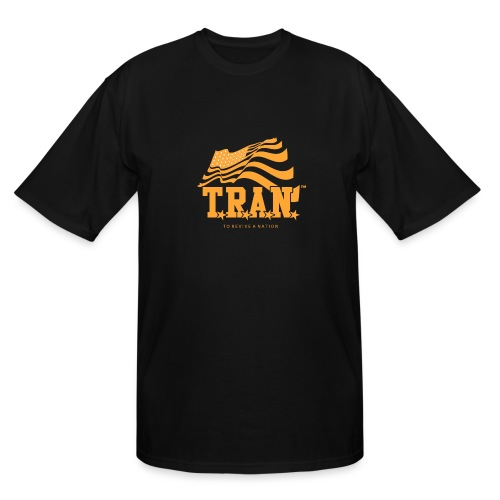 TRAN Gold Club - Men's Tall T-Shirt