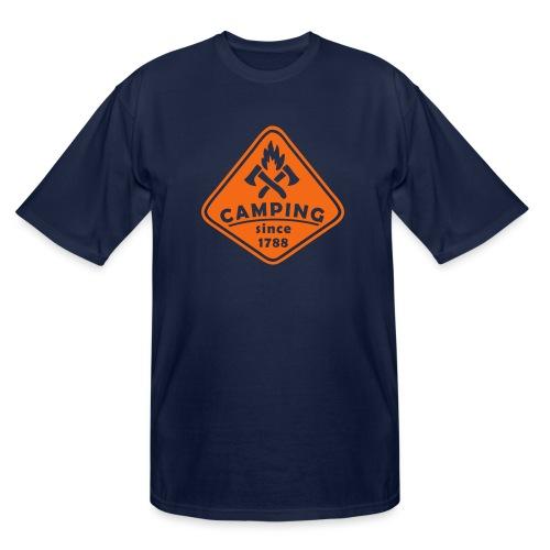 Campfire - Men's Tall T-Shirt