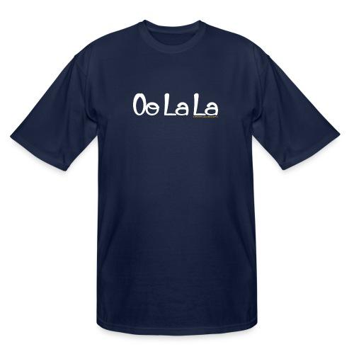 Oo La La - Men's Tall T-Shirt