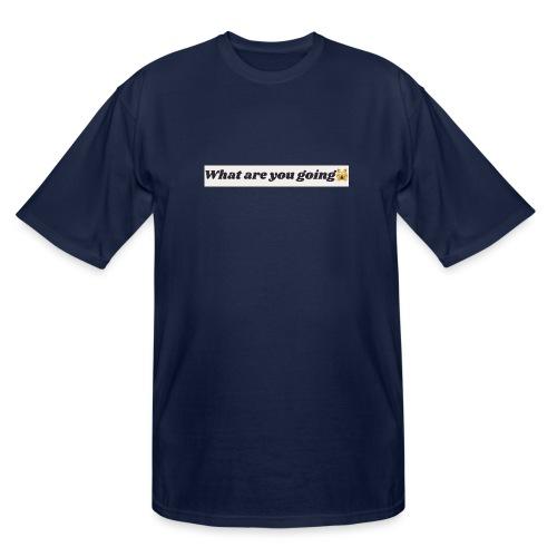 DD6F2EB2 5A9C 4D58 887B 18FA38EAB581 - Men's Tall T-Shirt