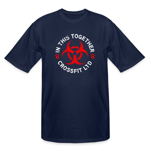 inThisTogether - Men's Tall T-Shirt