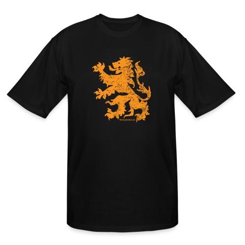 Dutch Lion - Men's Tall T-Shirt