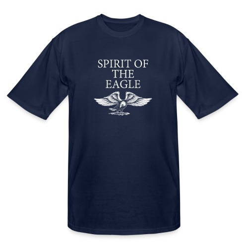 Spirit of the Eagle - Men's Tall T-Shirt