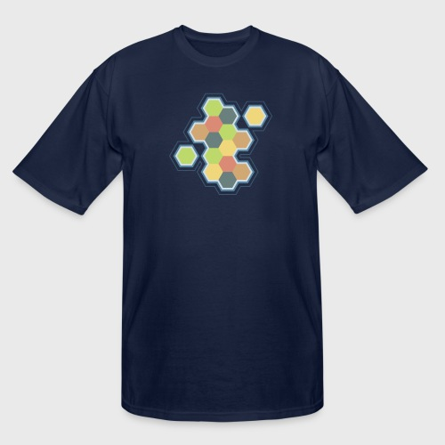 Settlers of Catan - Men's Tall T-Shirt