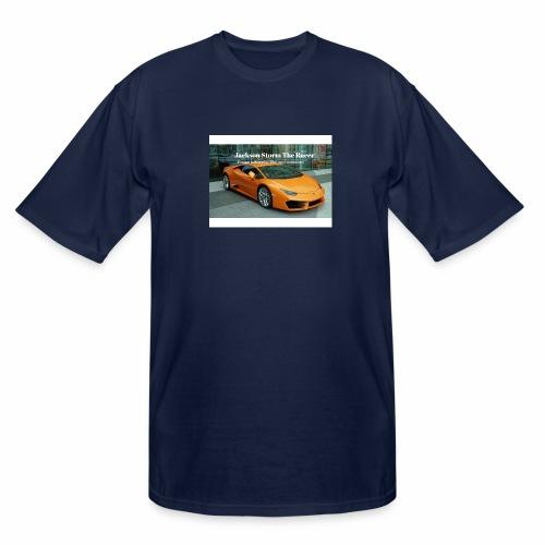 The jackson merch - Men's Tall T-Shirt