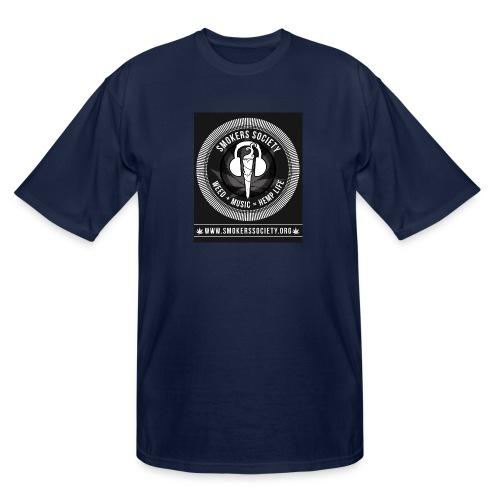 Smokers Society - Men's Tall T-Shirt