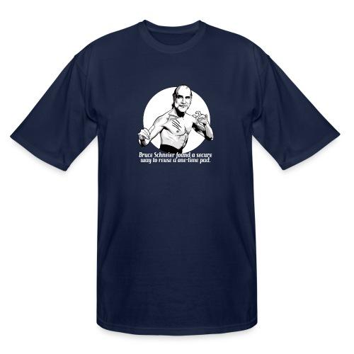 Bruce Schneier Fact #5b - Men's Tall T-Shirt