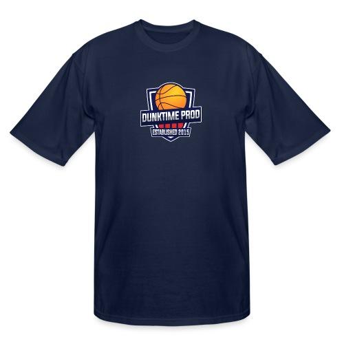DUNKIME Producions Logo - Men's Tall T-Shirt