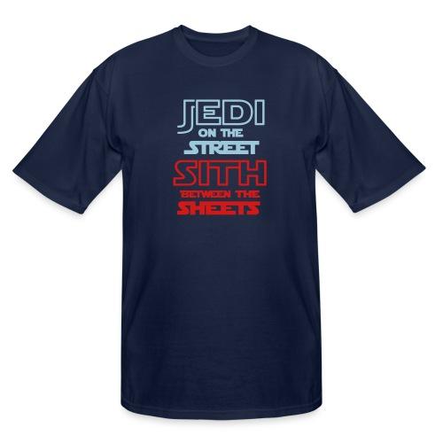 Jedi Sith Awesome Shirt - Men's Tall T-Shirt