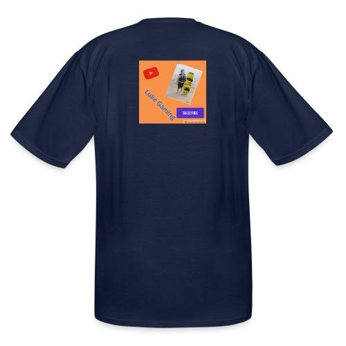 Luke Gaming T-Shirt - Men's Tall T-Shirt